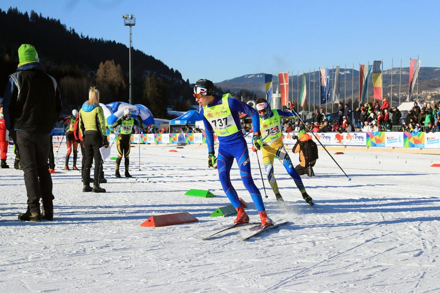 Peio Añarbe: La Promesa Alavesa En Esquí De Fondo y Rollerski